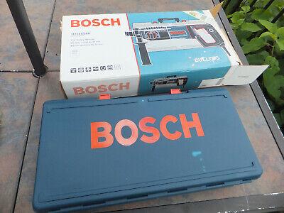 New Bosch 78 Rotary Hammer 11224vsrk W 5 Piece Bit Set Case