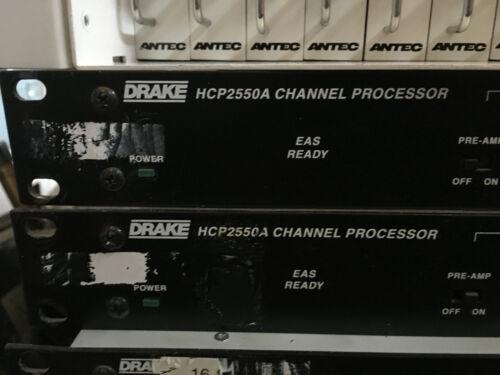 Drake HCP 2550A Channel Processor