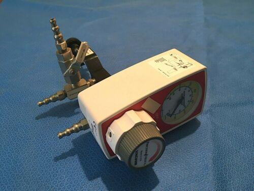 Precision Medical Hi Vacuum, High Flow PM3600 w/ Pole Clamp, W/ Vacuum Connector