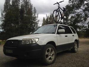 2006 Subaru Forester NOW WITH 12 MONTHS REGO