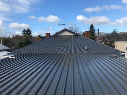 RE ROOFING SPECIALIST, TILE TO COLORBOND CONVERSIONS, ROOFING