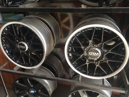 X4 17 inch rims with tyres 5x110  Dandenong Greater Dandenong Preview
