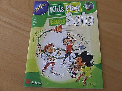 Kids Play Easy Solo für Flöte inklusive CD