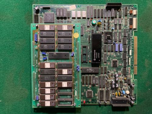 D.D. CREW SEGA ORIGINAL SYTEM 18  ARCADE PCB JAMMA READ DESCRIPTION