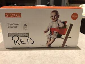 Stokke Tripp Trapp - siège pour bébé