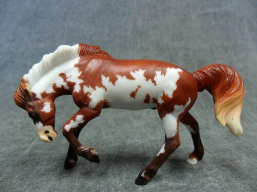 Breyer * Viaje * Best of Breyerfest Pinto Rivet Viajero Stablemate Model Horse