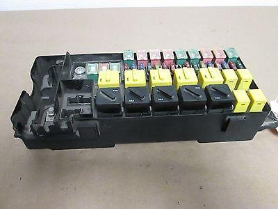 bentley arnage - fuse box panel # pm 55187 pa