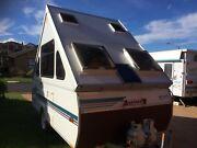 Avan camper Granton Derwent Valley Preview