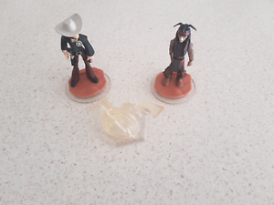Complete disney infinity1 set of The lone ranger Ormeau Gold Coast North Preview