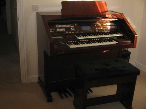 Technics SX-G100c Organ with USB Drive
