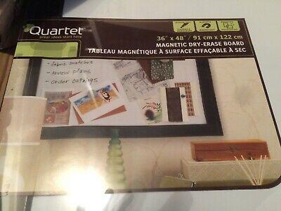 Quartet Magnetic Dry Erase Board Brush 36 X 48 Inch 91cm X122cm
