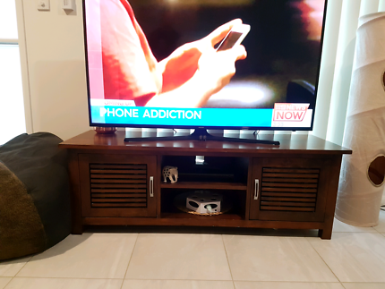 TV Cabinet and wall unit | Entertainment & TV Units | Gumtree ...