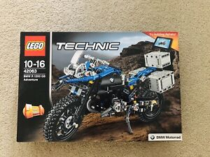 Lego Technic 42063 BMW R 1200 GS Adventure (NEW) Harrison Gungahlin Area Preview