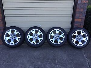 BMW X5 WHEELS - 19 INCH - PERFORMANCE OPTION Charlestown Lake Macquarie Area Preview