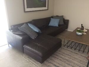 Leather Lounge Casuarina Tweed Heads Area Preview