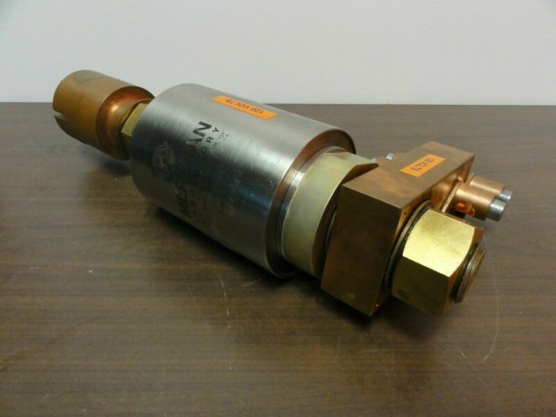 Meridian MC-2000 2000 Amp Single Contact Rotary Ground - Slip Ring, S/N 217.614