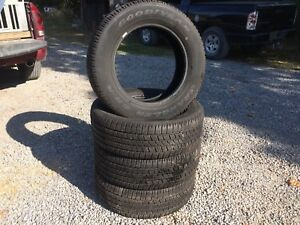 Brand New Set of 4 Goodyear Wrangler SR-A Tires