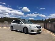 2011 Subaru Liberty Wagon Killarney Vale Wyong Area Preview