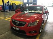2012 Holden Cruze sri Airport West Moonee Valley Preview
