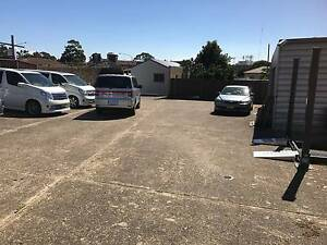 Parramatta Rd CONCORD Car Yard / Storage / Parking Space 20 cars Concord Canada Bay Area Preview