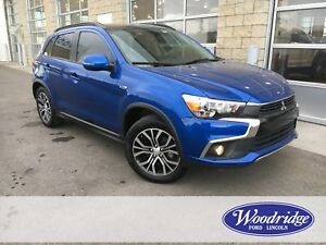 2016 Mitsubishi RVR GT NAVIGATION, SUNROOF, LEATHER HEATED SEATS