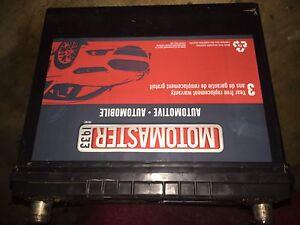 Mastercraft auto battery