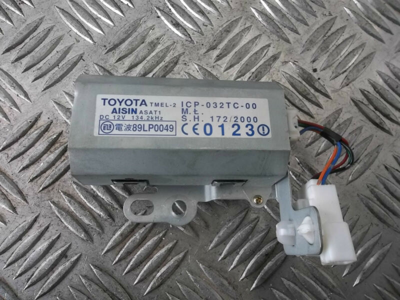 2001 LEXUS LS430 4.3 VVT-i WIRELESS DOOR LOCK OSCILLATOR 89993-50020 89LP0049