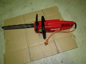 VINTAGE JONSERED EL-14 CHAINSAW MADE IN NORWAY (1990-01) Caringbah Sutherland Area Preview