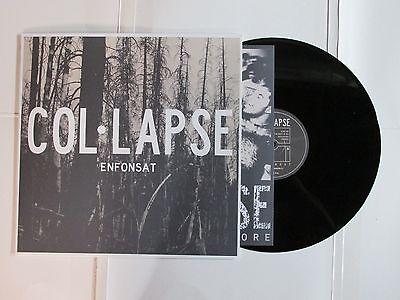 COLLAPSE- Enfonsat LP barcelona hardcore punk rock sxe 24 ideas belgrado - Glam Rock Ideas