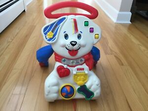Fisher Price Activity and Walking Toy