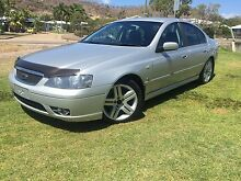>> YOURS FROM $40 P/WEEK << 2006 FORD FAIRMONT GHIA AUTO SEDAN Mount Louisa Townsville City Preview