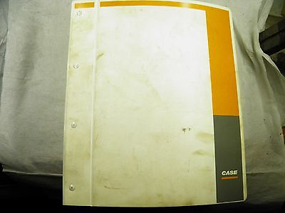 Case 450c 455c Crawler Loader Shop Manual W Oem Binder Backhoe