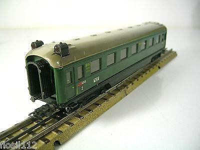 Märklin H0 00 Personenwagen 346/1 BS 4007 1955 Top 800