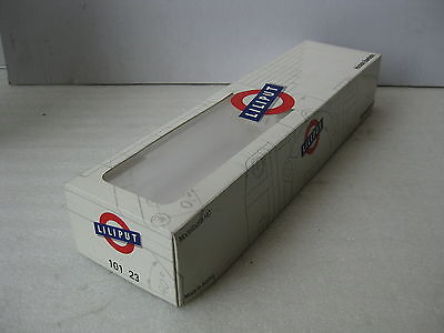 Liliput 10123 Verpackung Leerkarton OVP BR 01 1100 NEU
