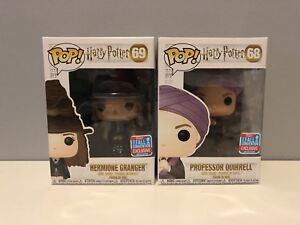 HARRY POTTER FUNKO POPS - BRAND NEW