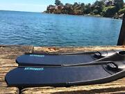 Carbon Diving Fins - for all levels freediving & spearfishing Malvern Stonnington Area Preview