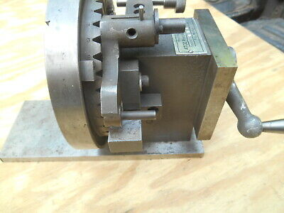 Atco Wg 1 Rotary Indexer Rotary Table 6-12