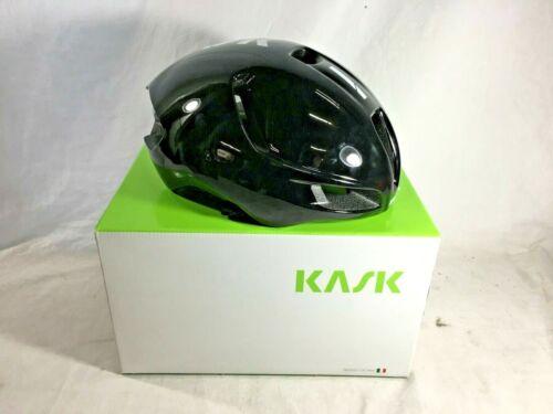 Kask Utopia Road Bike Helmet, Black/White, Large