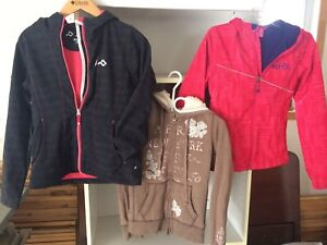 Girls Coats and Sweater