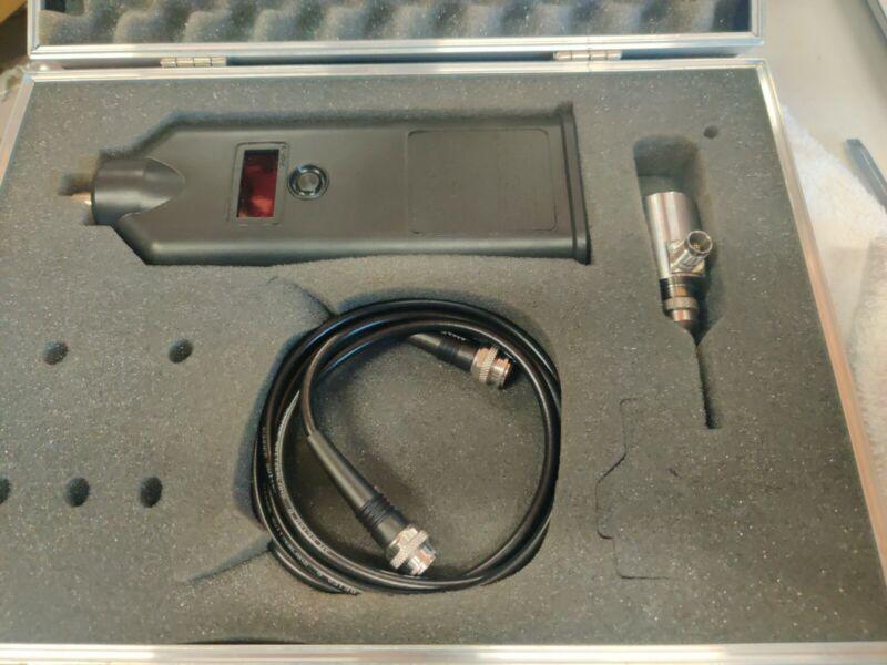 SPM VIBRAMETER VIB-11 VIB-11A W/ TRANSDUCER TRV23