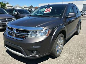 Dodge Journey Limited 2014 DVD/7 PLACES