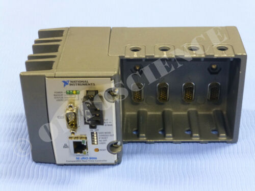 National Instruments NI cRIO-9004 Controller with cRIO-9101 4-Slot Chassis