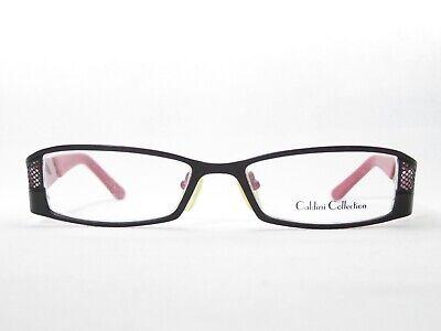 CALDINI Brillenfassung 50□17 135 Eyeglasses Frame Damen Brille Designer Mode NEU