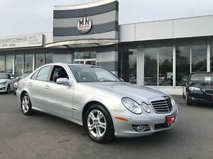 2009 Mercedes-Benz E-Class E320 Adantgarde BLUETEC DIESEL ONLY 1