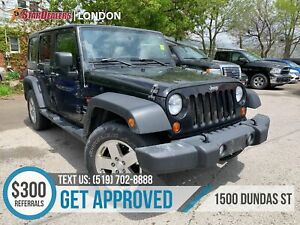 2012 Jeep WRANGLER UNLIMITED Sport | GREAT SUMMER RIDE