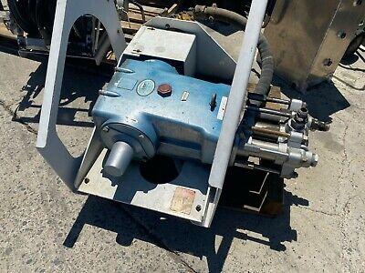 Cat Pumps Model 6020 Frame Piston Water Pump 60gpm 1000psi 6020.aai2