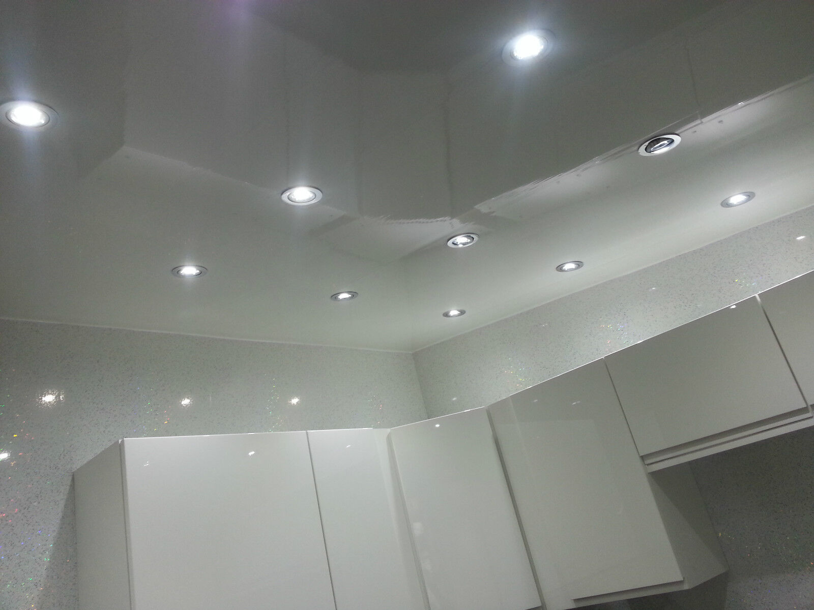 5 Plain White Decor Cladding Wall Amp Ceiling Panels Pvc