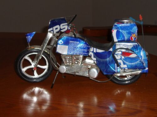 Pepsi Can Motorcycle