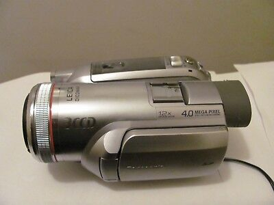 Gs500 Camcorder (Panasonic PV-GS500 3-CCD Mini DV Camcorder)