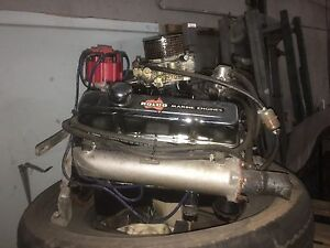 Rolco 350 chev ski boat engine centre mount dog clutch Marks Point Lake Macquarie Area Preview